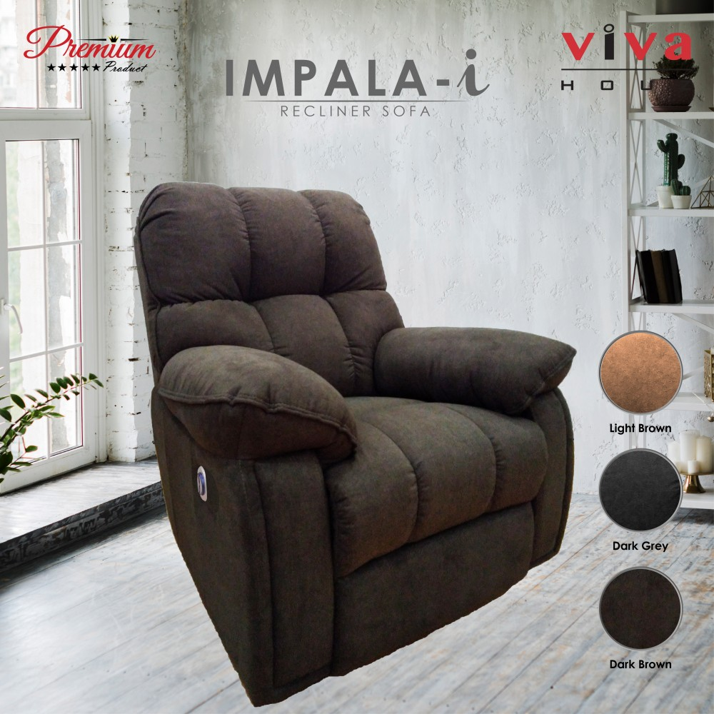 Impala-I Recliner Sofa/Chair