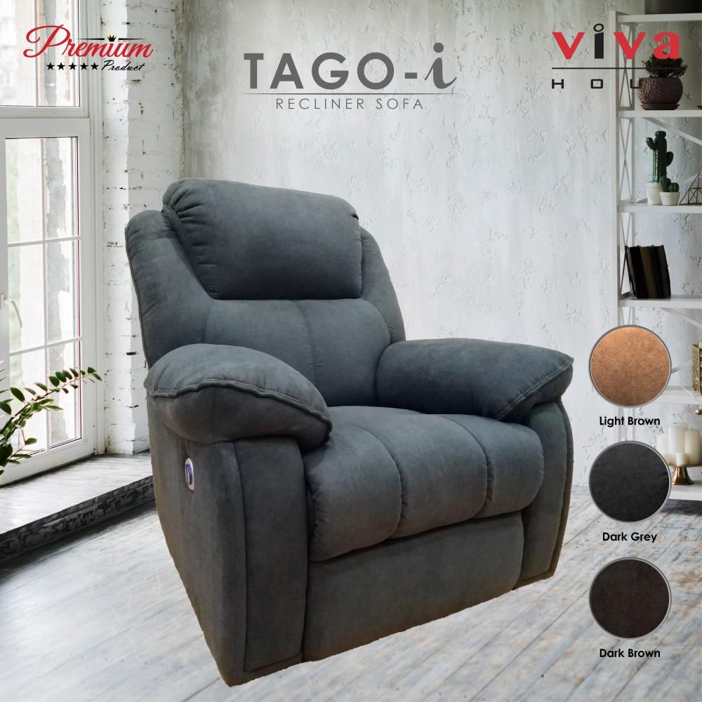 Tago-I Recliner Sofa/Chair