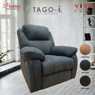 Tago-I Recliner Sofa/Chair