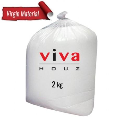 Viva Houz Bean Bag/Bead Refill-Virgin Material, 2kg