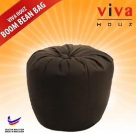 Viva Houz Boom Bean Bag/ Sofa /Chair, XL Size, 2 0 Kg (Green)