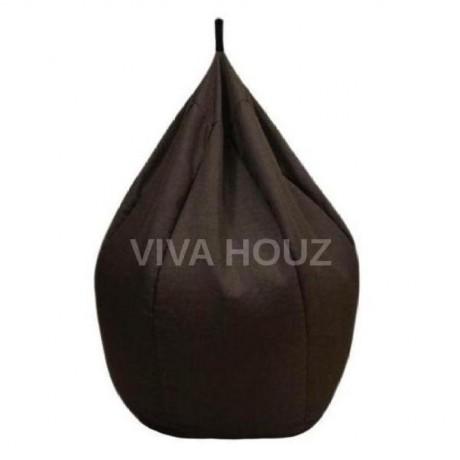 VIVA HOUZ - GIANT Bean Bag / Chair / Sofa, XXL Size (WALNUT BROWN)