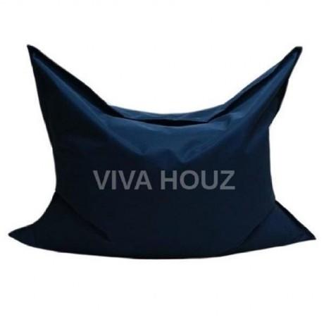 VIVA HOUZ - MEGA Bean Bag (XL Size) NAVY BLUE (Set of One)