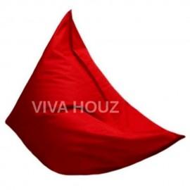 VIVA HOUZ - MEGA Bean Bag (XL Size) RED (Set of One)