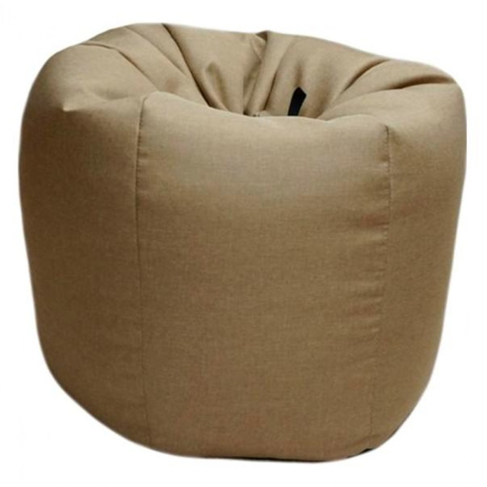 VIVA HOUZ - MULBERRY Bean Bag (Water Resistant, XL Size) Light Brown