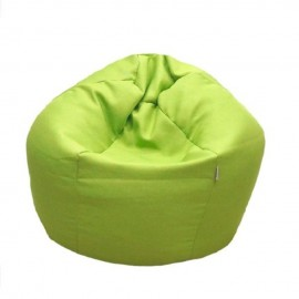Viva Houz Superb Bean Bag/Sofa/Chair, 2kg, Water Resistant Cotton, Polyester Fabric, Superb Comfort (Green)