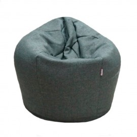 Viva Houz Superb Bean Bag/Sofa/Chair, 2kg, Water Resistant Cotton, Polyester Fabric, Superb Comfort (Grey)