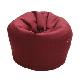 Viva Houz Superb Bean Bag/Sofa/Chair, 2kg, Water Resistant Cotton, Polyester Fabric, Superb Comfort (Red)