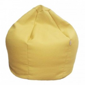 Viva Houz Superb Bean Bag/Sofa/Chair, 2kg, Water Resistant Cotton, Polyester Fabric, Superb Comfort (Yellow)