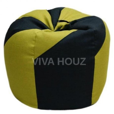 VIVA HOUZ - WHALE Bean Bag / Sofa / Chair, XXL SIZE (APPLE GREEN)