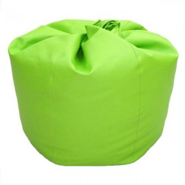 VIVA HOUZ - CHERRY PVC Bean Bag / Chair / Sofa, XL Size (Green)
