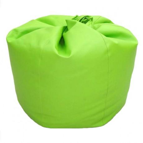 VIVA HOUZ - CHERRY PVC Bean Bag / Chair / Sofa, XL Size (Green)