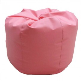 VIVA HOUZ - CHERRY PVC Bean Bag / Chair / Sofa, XL Size (Pink)