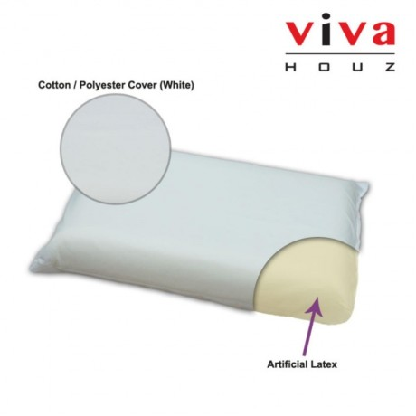 Viva Houz, Wonder Neck Support Latex Pillow OEM, Made In Malaysia