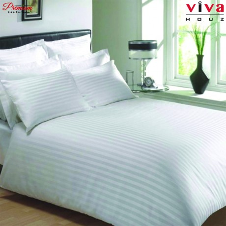 Viva Houz Buy One Free One Coreen Siliconized Polyester Fibre Pillow, Micro Brushed Fabric Cover