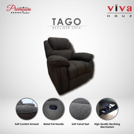 Tago Recliner Sofa/Chair