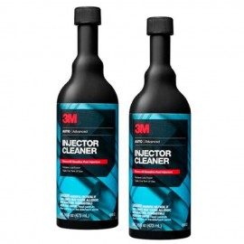 3M Advanced Fuel Injector Cleaner (USA Product) - Set of 2