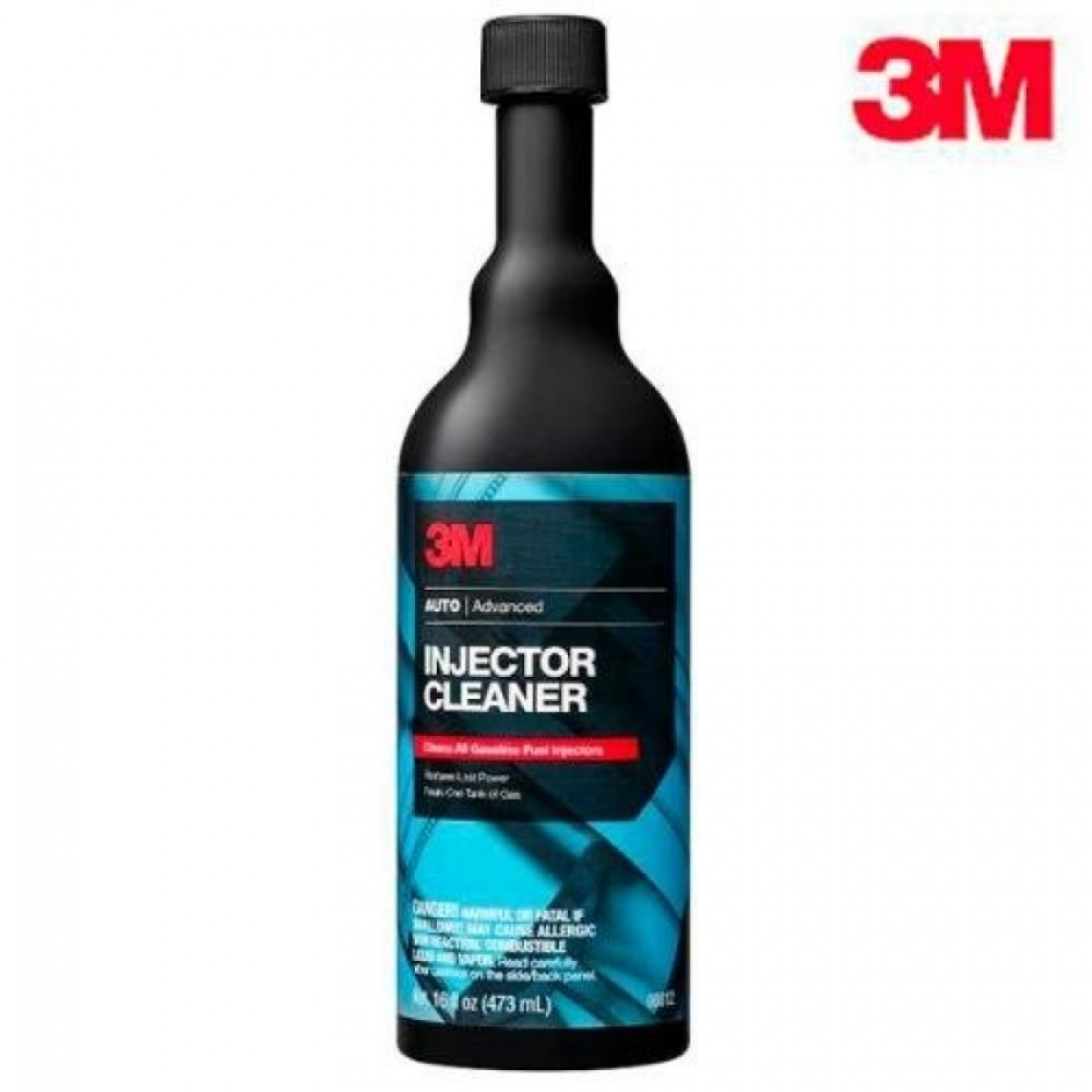 3m Advanced Fuel Injector Cleaner Kit