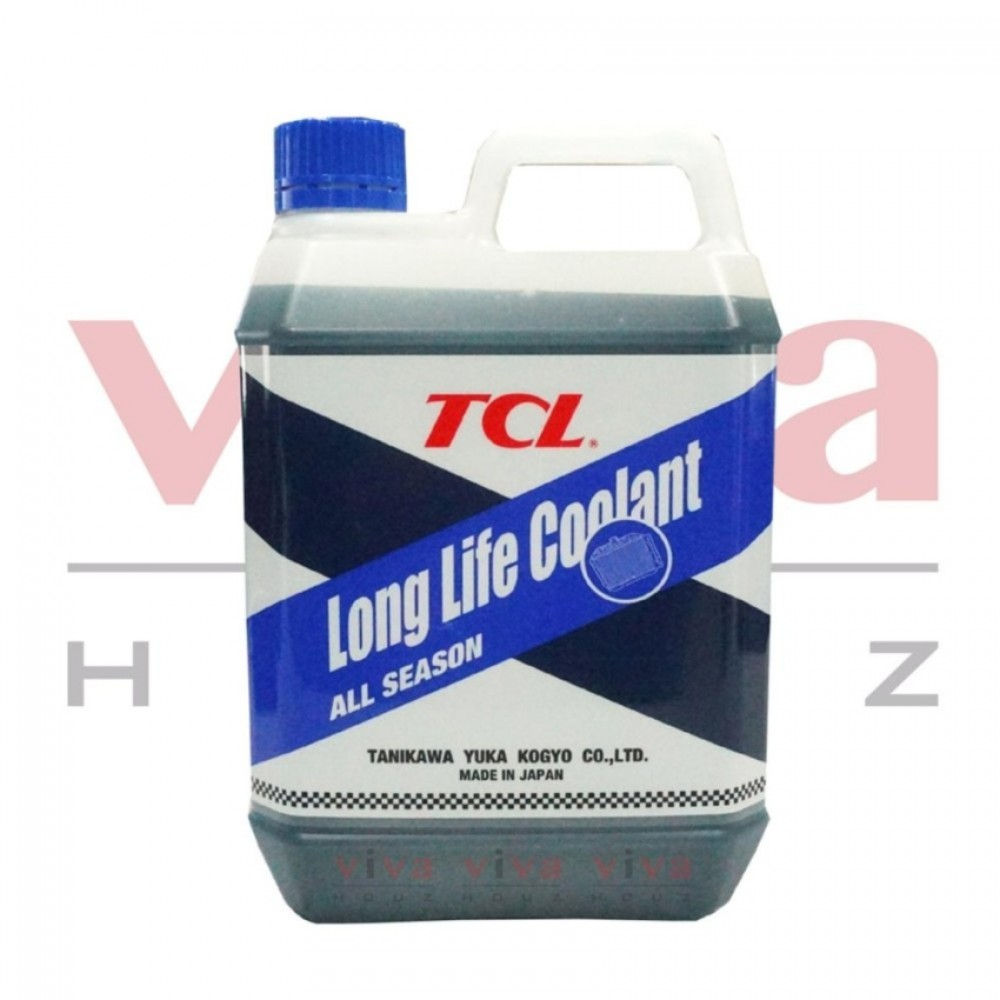 TCL Long Life Coolant Made In Japan, 2 Liters (Blue)