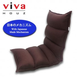 VIVA HOUZ GALAXY II Futon / Sofa / Chair - Dark Brown