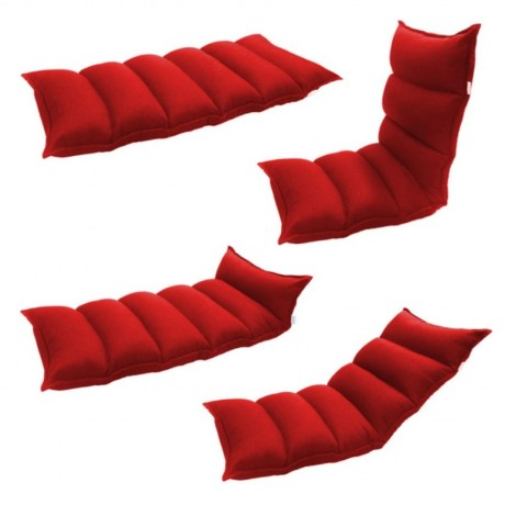 VIVA HOUZ GALAXY II Futon / Sofa / Chair - Red