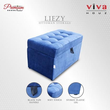Viva Houz Liezy Ottoman/Bench/Sofa