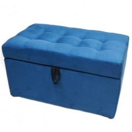 VIVA HOUZ - EVO (XL) Storage Ottoman / Bench / Sofa (Flash Blue)