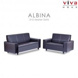 Viva Houz Albina 3 + 2 Seater Sofa, Living Room Sofa