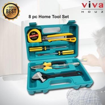 Viva Houz, 8pc Tool Set/Kit For Home Repair, Vehicle Repair