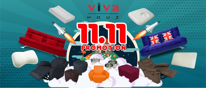 11.11 Sale Promotion