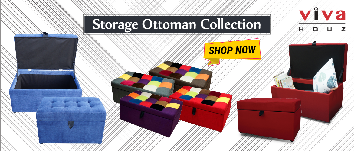 Storage Ottoman Collection