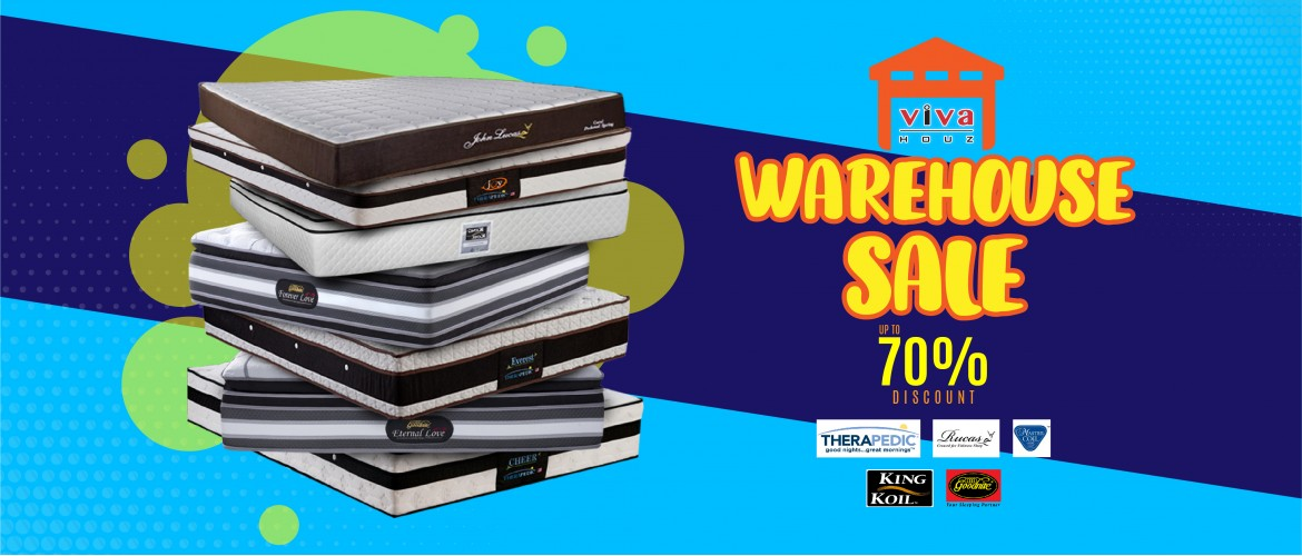 Warehouze Sale